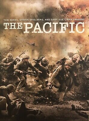 The Pacific: The Complete HBO Series DVD Preowned
