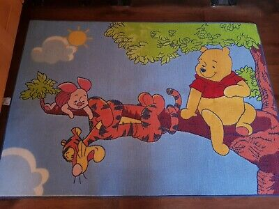 Winnie The Pooh And Tigger Rug