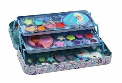 Disney Frozen Princess Makeup Set Kids Girls Children Beauty Tin Gift Set