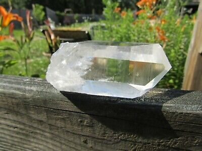Arkansas Water Clear Isis quartz crystal point High quality Natural
