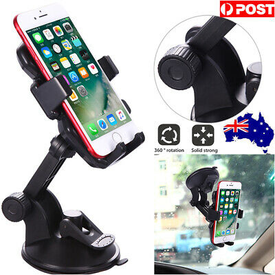 360° Universal in Car Windscreen Dashboard Holder Mount For GPS PDA Mobile Phone