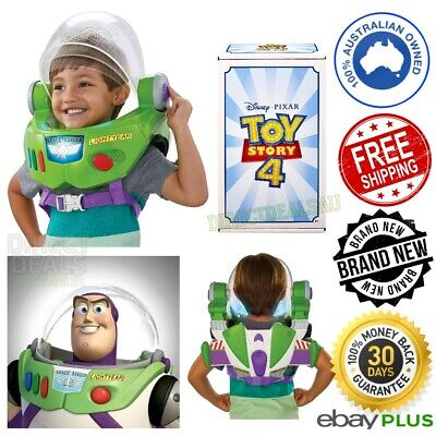 Disney Pixar Toy Story 4 Buzz Lightyear Space Ranger Armor with Jet Pack NEW