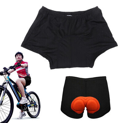 1286 D57E Men Riding Silica 3D GEL Padded Cycling Underwear For Short Pants 2018