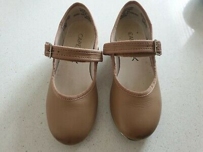 Girls Capezio Tap Shoes Size 11M 18cm