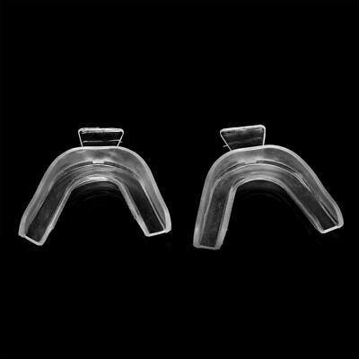 Dental Mouth Teeth Thermoplastic Boil Bite Bleaching Whitening Molding Trays New