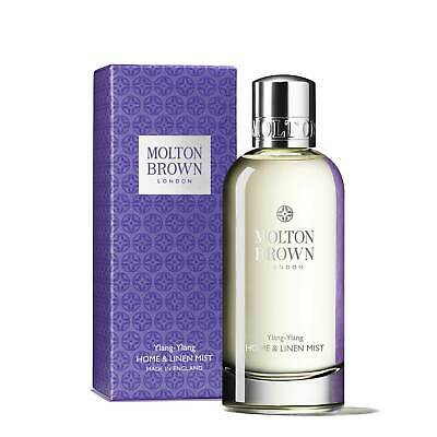 Molton Brown Ylang Ylang Home and Linen Mist Room Fragrance Spray 100ml New