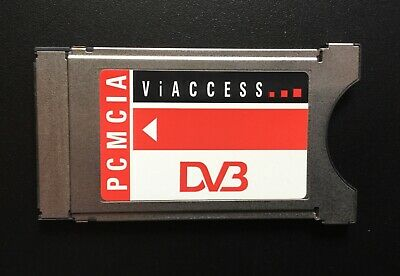 Viaccess PCMCIA CI Modul / CAM CI TV Modul DVB/MPEG-2 PC Card