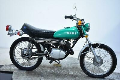 1972 Yamaha LT2 100 Enduro Unregistered US Import Classic Restoration Project
