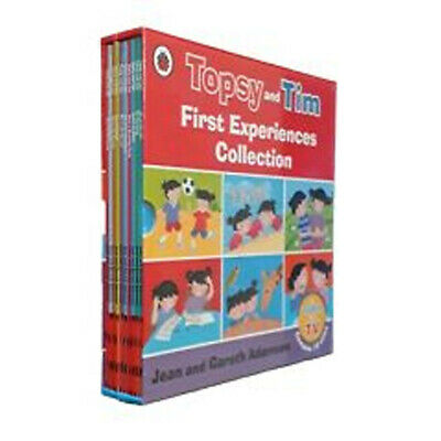 Topsy and Tim First Experiences 9 Books Collection Set Jean and Gareth Adanson