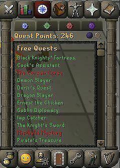 RUNESCAPE OSRS - Fire Capes (Low Pure Accounts 60 Ranged 1