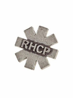 Merchandising Alchemy: Red Hot Chili Peppers - Asterisk Star (Pin Badge) Merchan