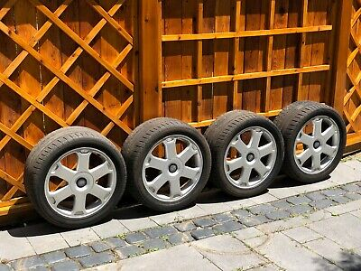 Audi S6 2003 Factory Rims with Tires