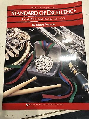Standard Of Excellence Book 1  For Bb Trumpet/Cornet