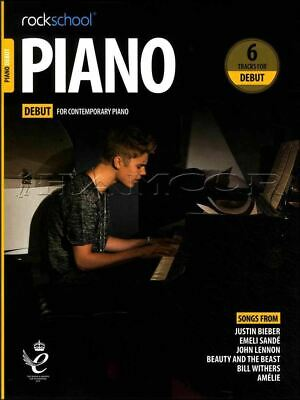Rockschool Piano Debut from 2019 Music Book/Audio Exam Test SAME DAY DISPATCH