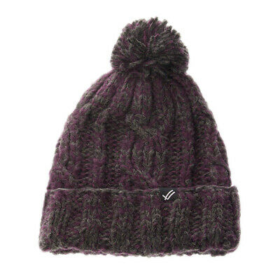 William Rast Unisex Cable Knit Hat Justin Timberlake Chunky Slouch Winter Beanie