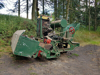 1920/30'S 42Ins Cut Massive Lawnmower By Thomas Green Of Leeds