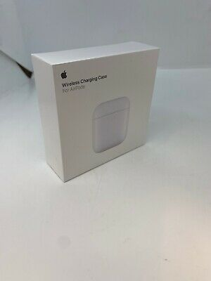 Apple Wireless Charging CASE for AirPods - MR8U2AM/A - NEW & Sealed-Not AirPods