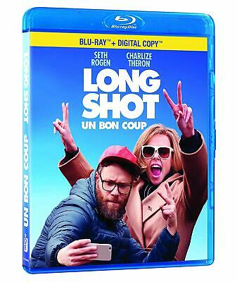 LONG SHOT (2019) {Blu-ray+Digital] New !! Pre Order for July 30 (Free Shipping)