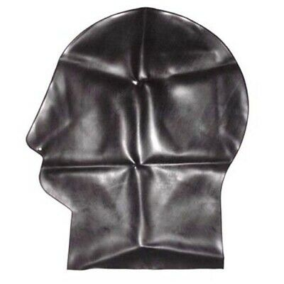 Latex Mask with Nose Holes - Denber Rubber Hood