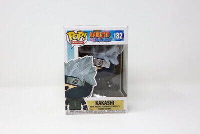 Funko Pop Animation Naruto Shippuden Kakashi #182 | IN STOCK | FAST SHIPPING!