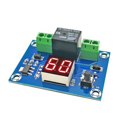 XH-M662 DC12V Digital Timer Switch Countdown Timer Module Automatic Controller