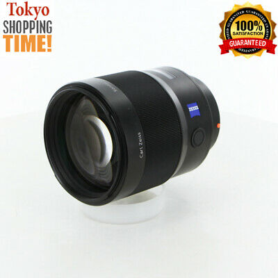 Sony Carl Zeiss Sonnar T* 135mm F/1.8 ZA Lens from Japan