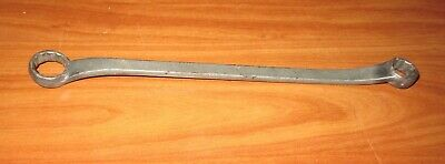 Vintage Vlchek Double Boxed End Wrench DBE 5/8 X 3/4 WBH2024 USA Tool