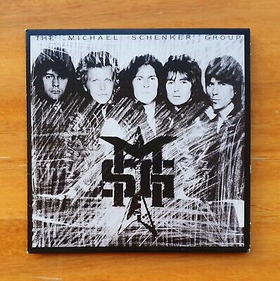 The Michael Schenker Group - Msg Cd 1981
