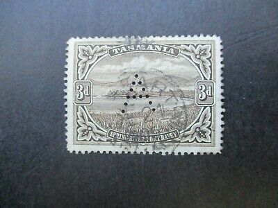 ESTATE: Tasmania Selection (Used) - Great Mix of Issues (Y2972)