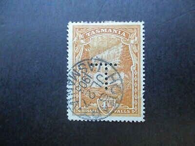 ESTATE: Tasmania Selection (Used) - Great Mix of Issues (Y2973)