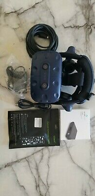 Vive Pro HMD with Steam VR Headset Only.