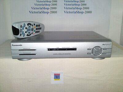 PANASONIC DSB31 Satellite Receiver Sky digi box - RS-232 port-Twin Scart Sockets