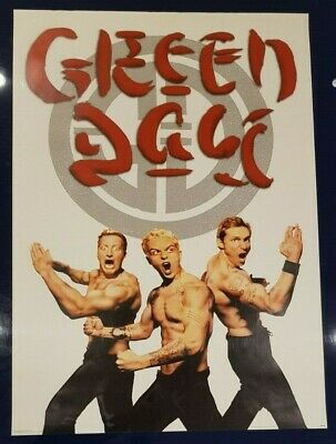 """GREEN DAY (2) - Poster ~ 24"""" x 34"""" *NEW* (Ex-Stock)"""