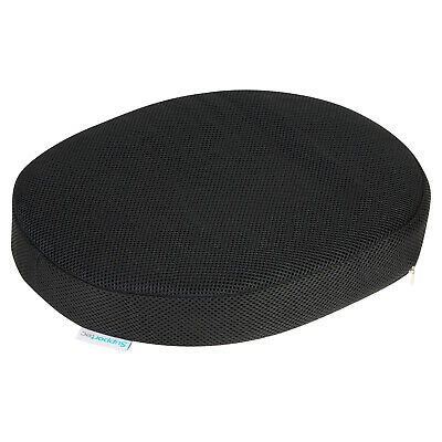Supportec Memory Foam Donut Ring Cushion Car/Office/Wheelchair Seat Pad Padded