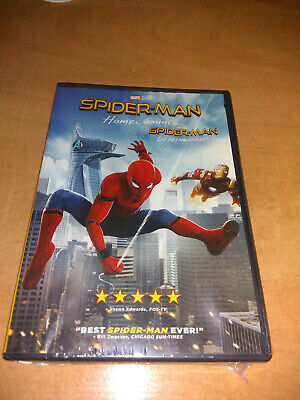 Spider-Man: Homecoming (DVD, 2017) BRAND NEW
