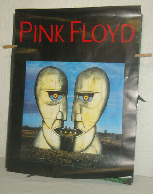 Poster PINK FLOYD DIVISION BELL  taille 80 x 60 cm d'époque 1993