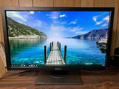 "Dell P2211HT 22"" LED LCD HD 1080p Computer Display Gaming Media Portrait Monitor"