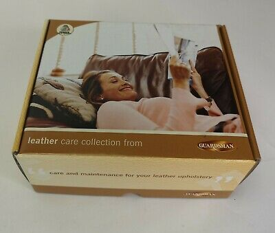 Valspar Leather Care Collection  nearly new (A5)