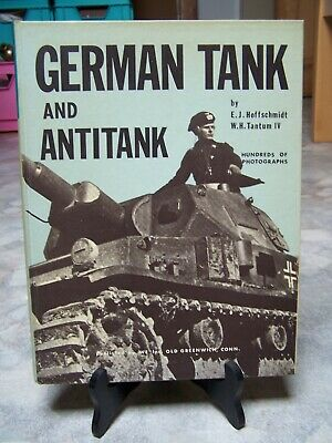 German Tank an Antitank in World War II - 1968