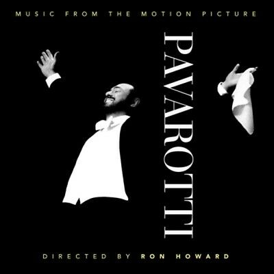 Pavarotti Music From Motion Picture CD Luciano Pavarotti