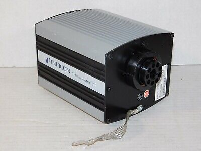 Inficon Transpector 2 Gas Analyzer TP2H-800000 Detector Module Industrial Unit