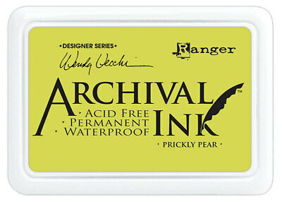 Ranger Archival Ink Stamp Pad Prickly Pear