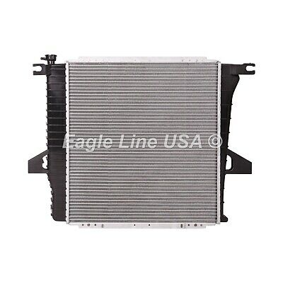 Radiator Replacement Fits 98-01 Ford Ranger 2.5L L4 4 Cylinder XLT XL SE B2500
