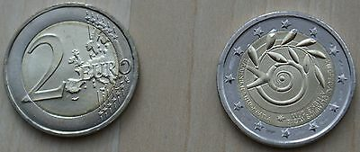 2 Euro - Griechenland - 2011 - Special Olympics Athen 2011 - prfr