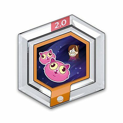 Disney Infinity 2.0 Gravity Falls Mabel's Kittens for Fists Toy Box Power Disc