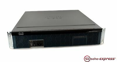 Cisco Integrated Services Gigabit Router Cisco2951/K9 V03 W/Ehwic-4Esg Card