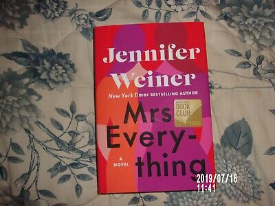 Mrs. Everything, a novel by Jennifer Weiner