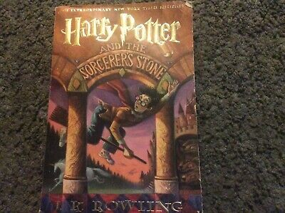 Harry Potter and the Sorcerer's Stone. 9780613206334