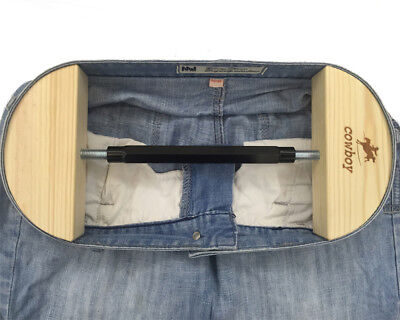 """Cowboy Pant Waist Stretcher Heavy Duty-Easy to Use-Instant Stretch-30"""" to 59"""""""