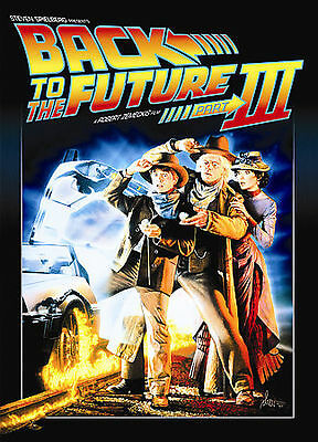 Back to the Future Part III (dvd) New, Free Shipping